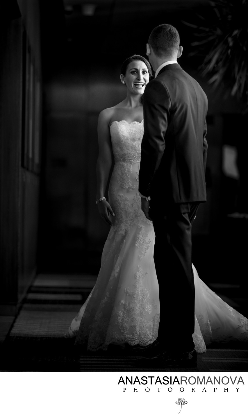 Loews Hotel Philadelphia Wedding Photographer