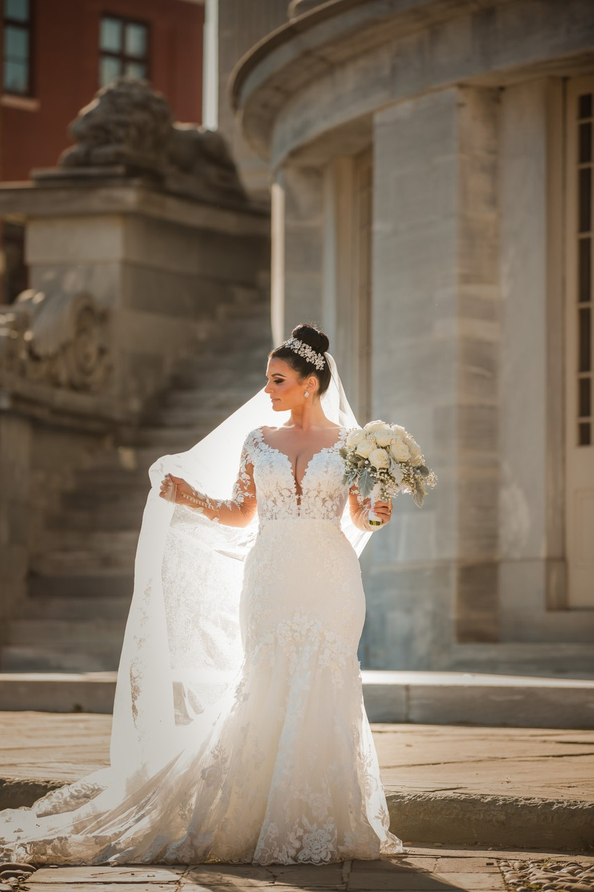 Merchants Exchange Philly Wedding Photographer