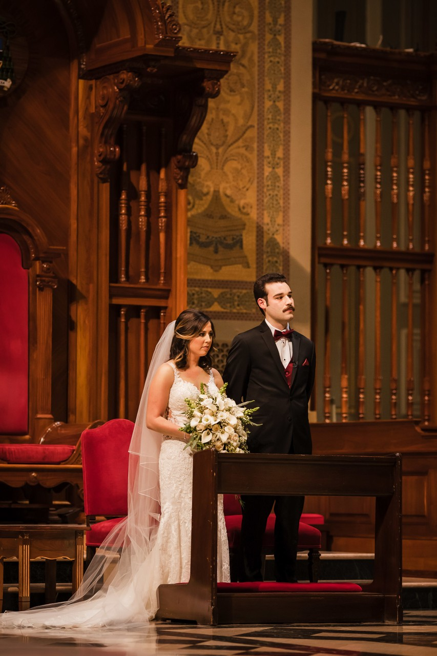 Cathedral Basilica Wedding Photos, Philly