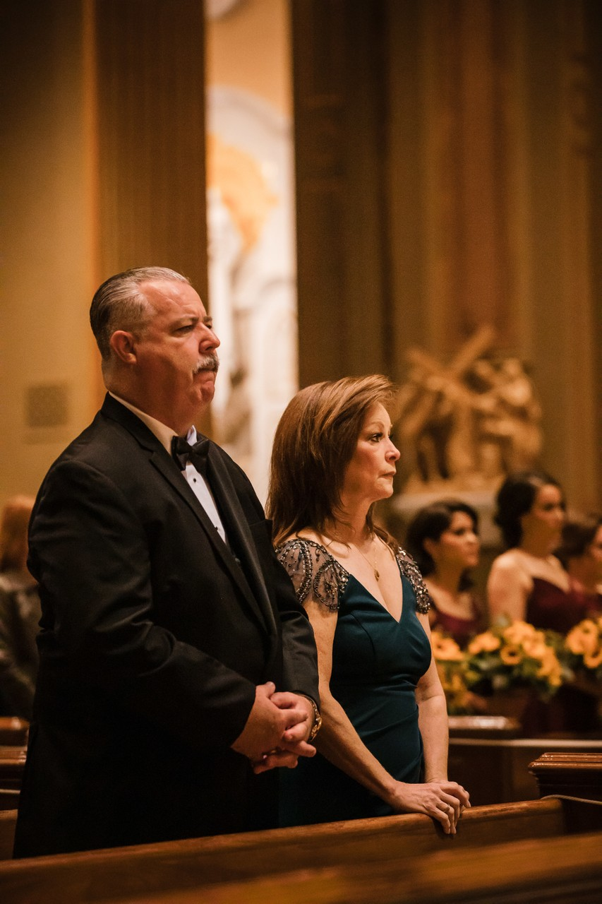 Cathedral Basilica Philly Wedding Pics