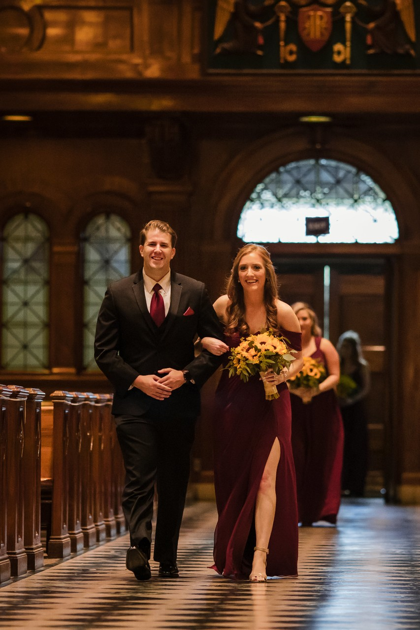 Cathedral Basilica Philadelphia Weddings