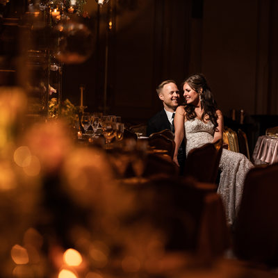 Bellevue Philadelphia Wedding