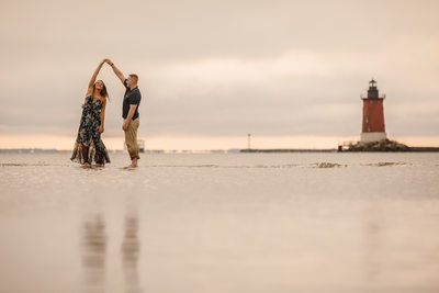 New Jersey Best Engagement and Wedding Photographers