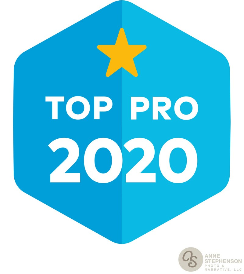 Thumbtack Top Pro Badge 2020