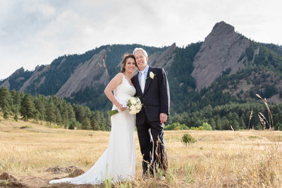 Best Chautauqua Park Wedding Photographer