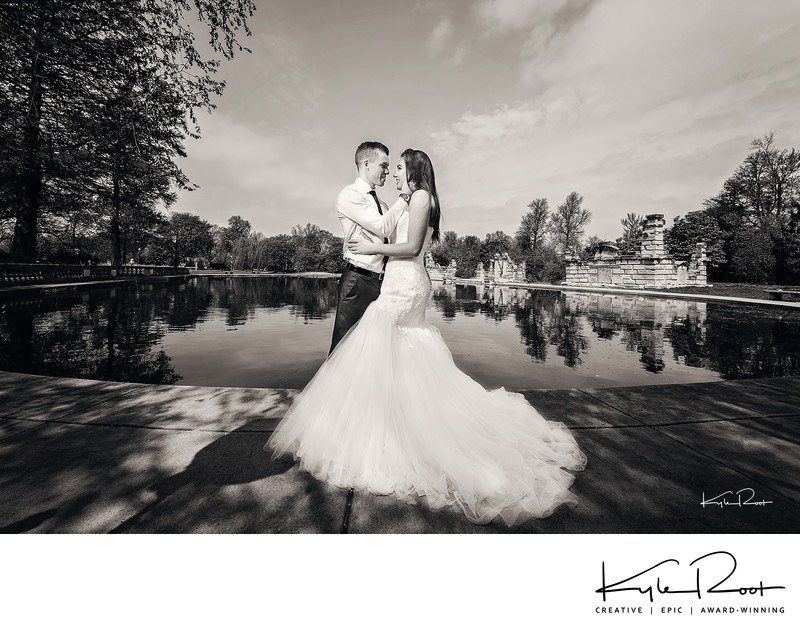 decatur wedding photographer - couple