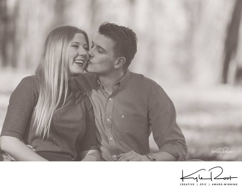 decatur wedding photographer - engagement - kristen and grant - big spring park   3