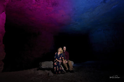 decatur wedding photographer - engagement - sheena and jared - three caves huntsville al