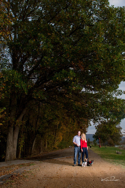 decatur wedding photographer - engagement - sheena and jared - ditto landing