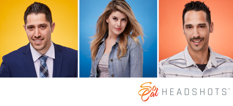 Contact Los Angeles Headshot Photographers