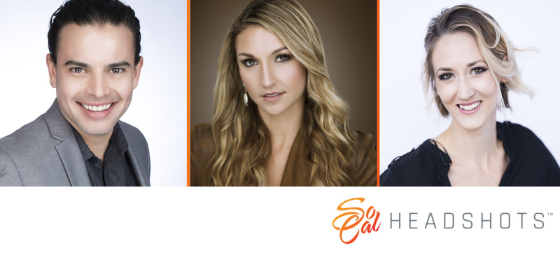 Headshot Photography Pricing Information - Los Angeles