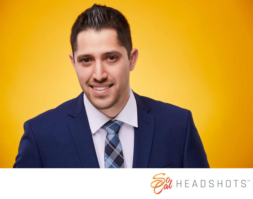 Los Angeles Business Headshot Photographer