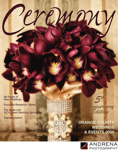 Ceremony Magazine Cover Fall