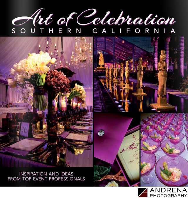Art of Celebration Southern California Book