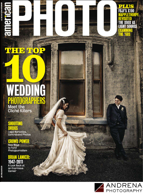 American Photo Top 10 Wedding Photographers