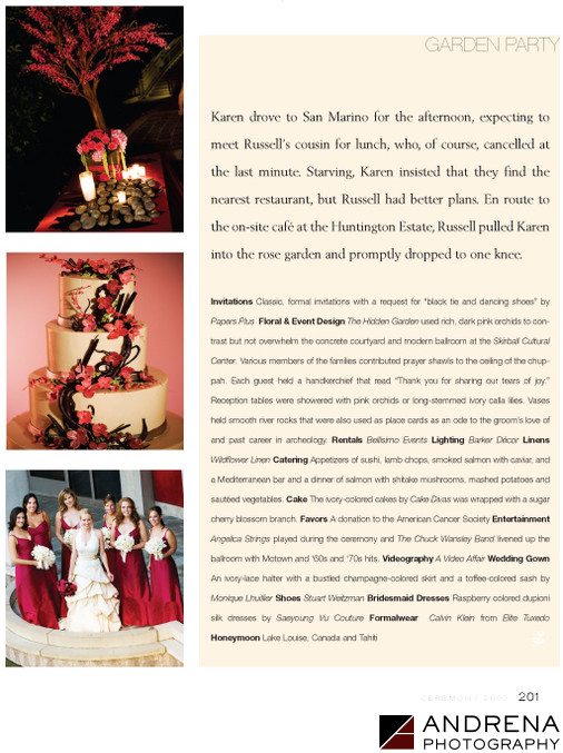 Jewish Ceremony Skirball Ceremony Magazine