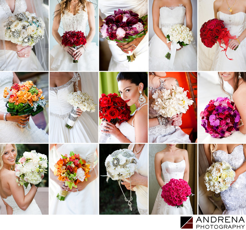 Beautiful Bridal Bouquets