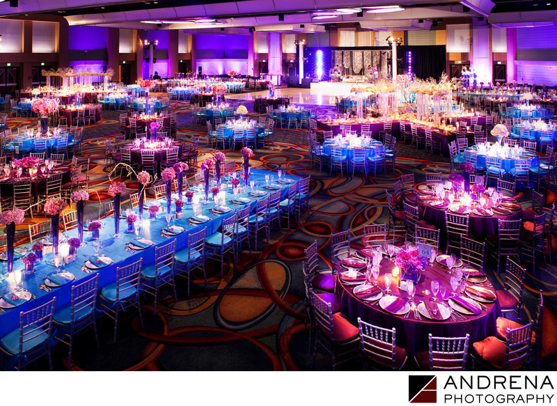 Anaheim Marriott Indian Wedding Photography