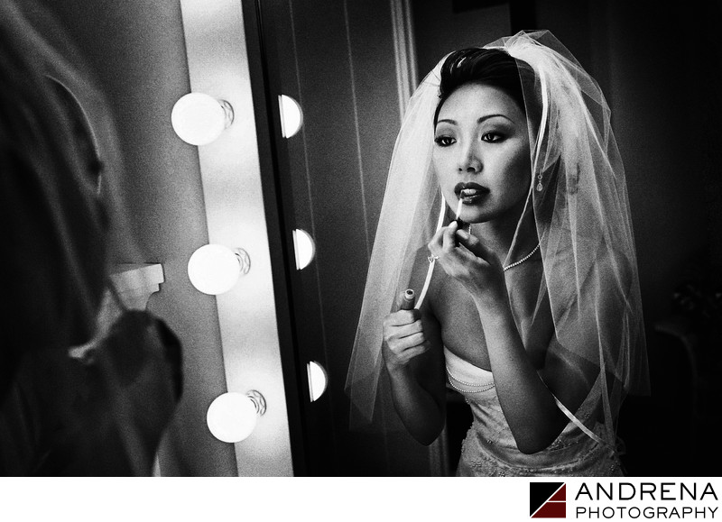 Chinese Wedding Photographer San Marino Church Biltmore Hotel