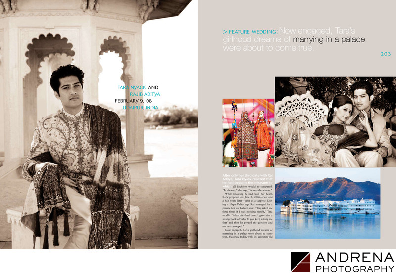 Tara and Raj Wedding in Udaipur India Andrena Photography Grace Ormonde