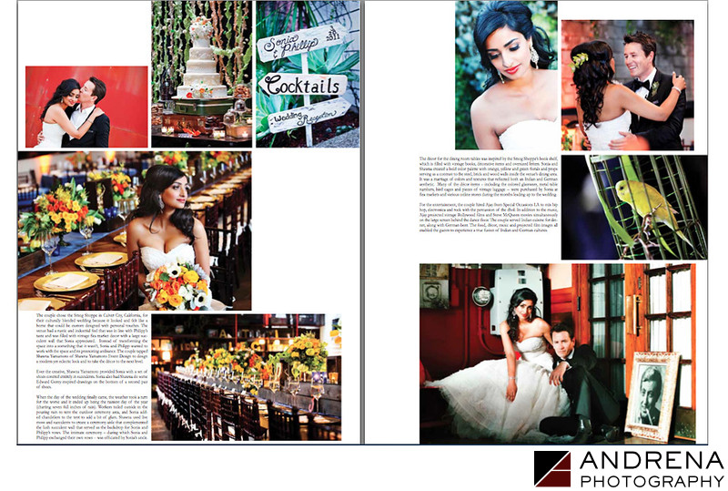 Sonia Sharma Wedding South Asian Bride Magazine