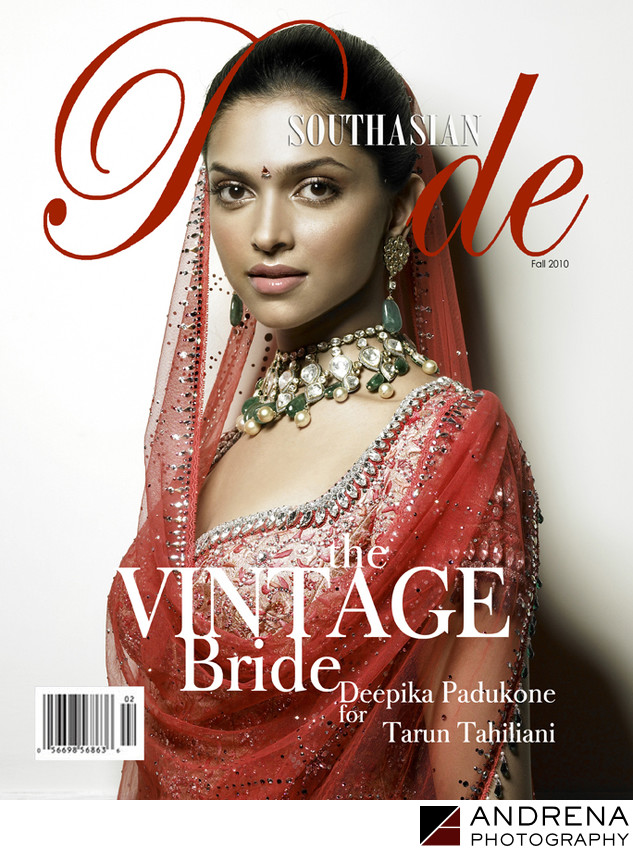 South Asian Bride Fashion