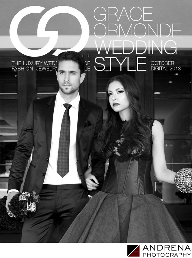 Grace Ormonde Digital Magazine Cover