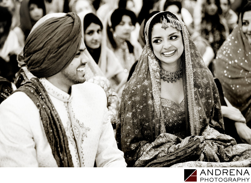 Sikh Wedding Photographer Orange County