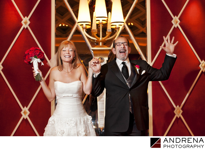 Wynn Hotel Wedding Las Vegas Photographers