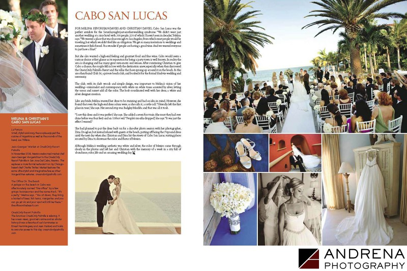 Cabo Destination Wedding Photography Article