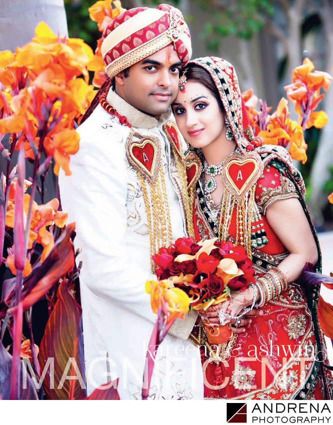 Indian Wedding Ritz-Carlton Ceremony Magazine