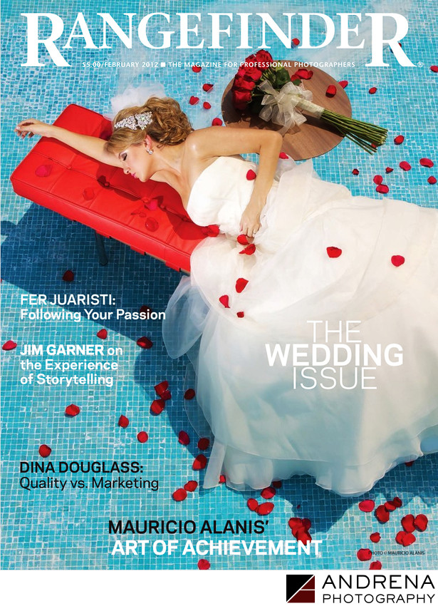 Rangefinder Magazine Wedding Issue Dina Douglass Interview