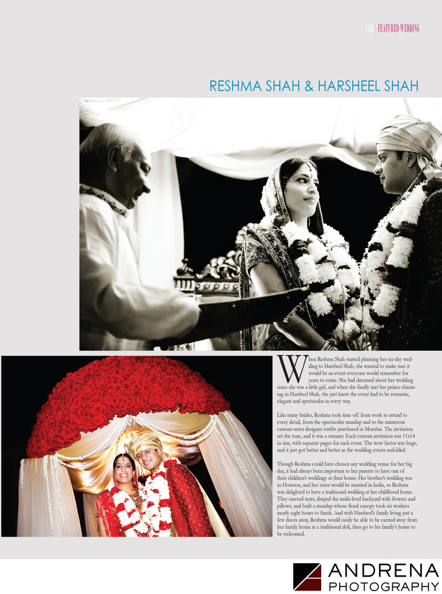 South Asian Bride Indian Mandap Wedding