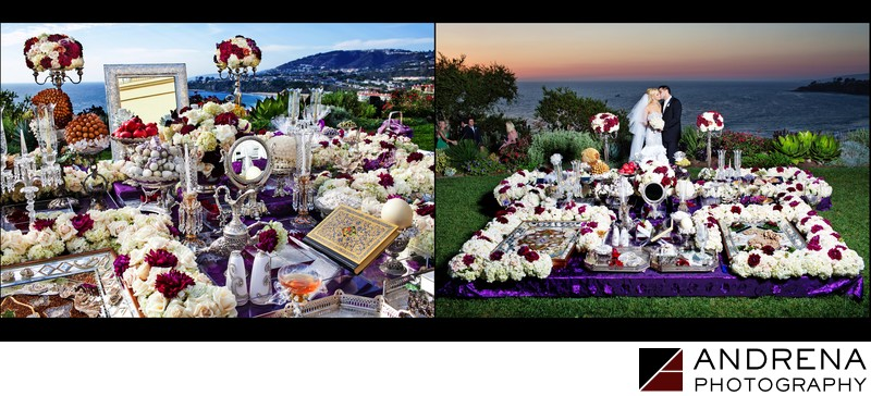 Ritz Carlton Laguna Niguel Persian Wedding