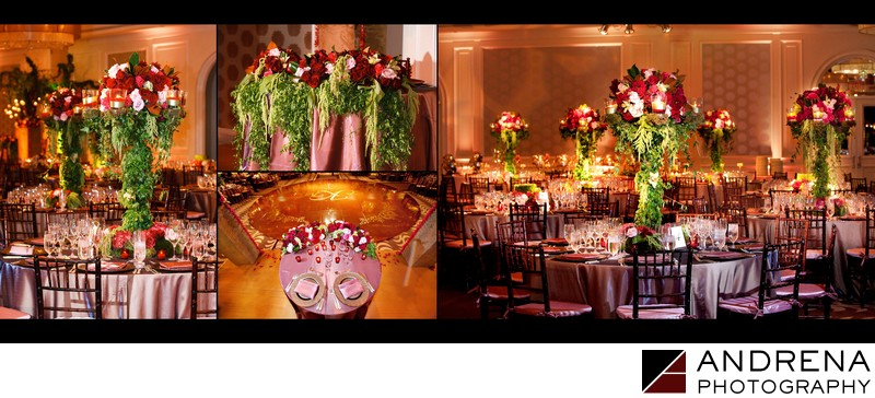 Wedding Reception Ritz Carlton Laguna Niguel