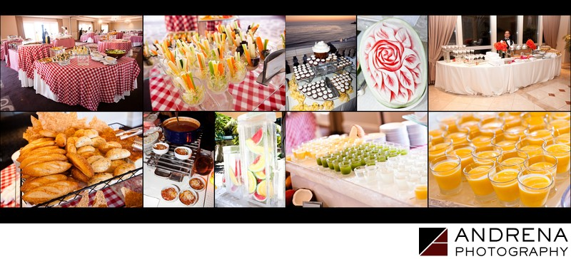 Catering and Food Ideas Ritz Carlton Laguna Niguel