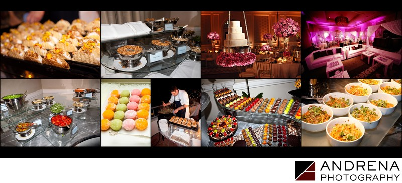 Reception Catering Ritz Carlton Laguna