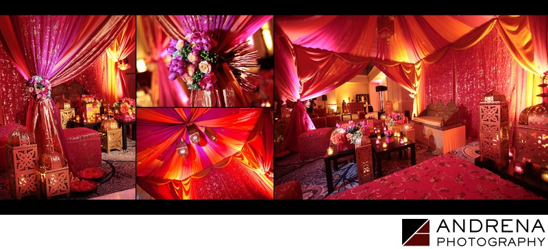 Sangeet at Ritz Carlton Laguna Niguel