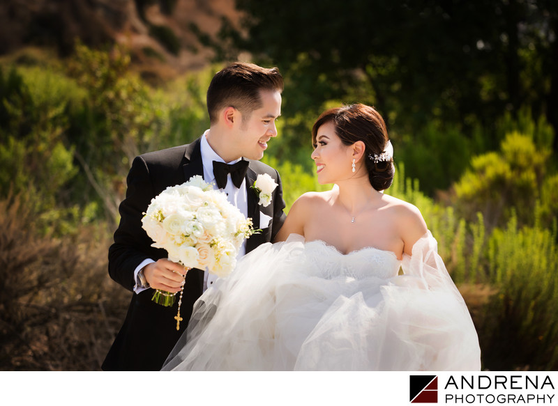 Vietnamese Wedding Photographer - Newport Beach Marriott