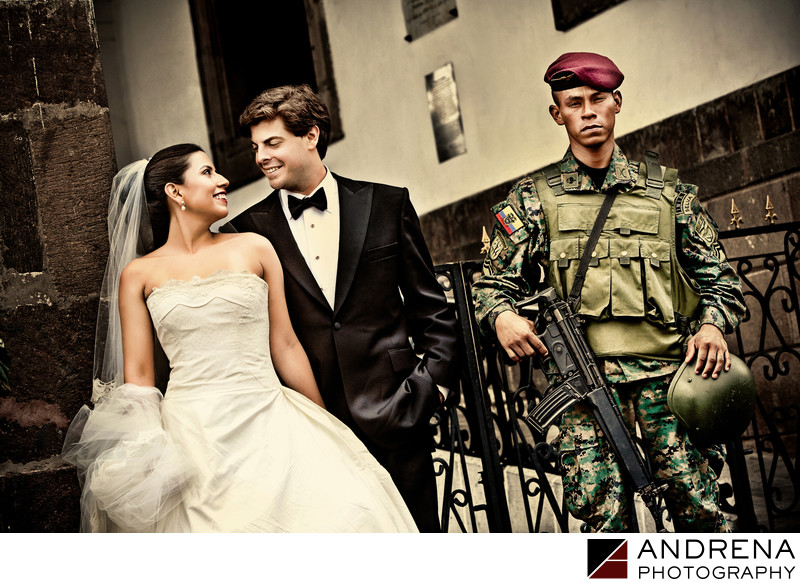 Destination Wedding Photographer South America