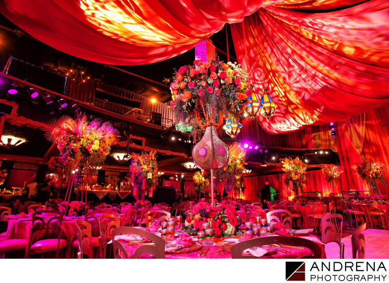 Moroccan Themed Bar Bat Mitzvah Los Angeles