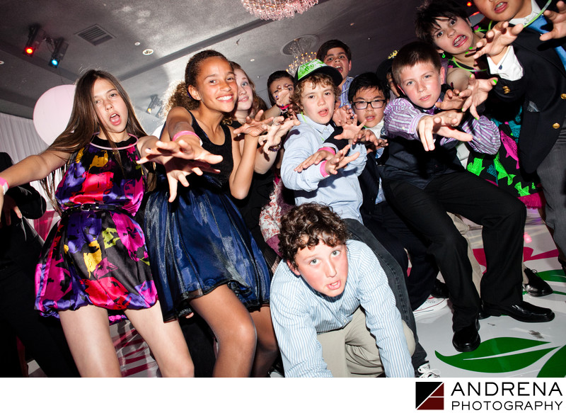 Los Angeles Bar and Bat Mitzvah Party Photos