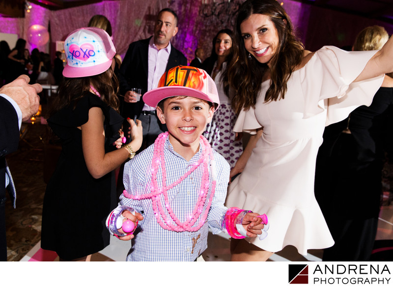 Bar and Bat Mitzvah Party Photos