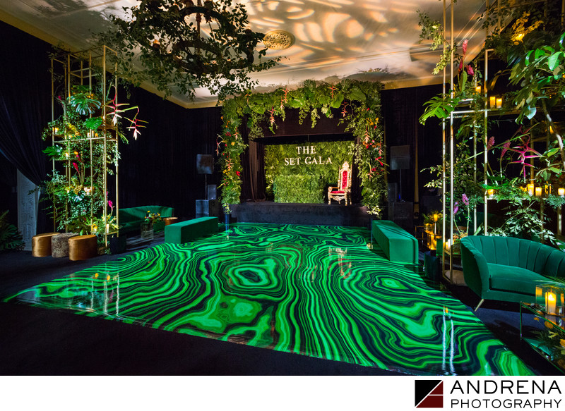 The Set Gala Jungle Drip Los Angeles Event Photographers