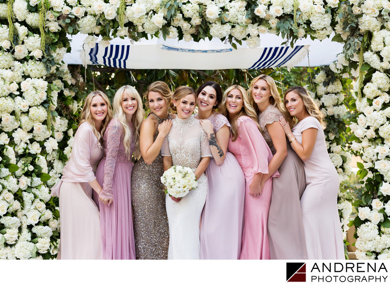 Jewish Wedding Photographer Los Angeles 2
