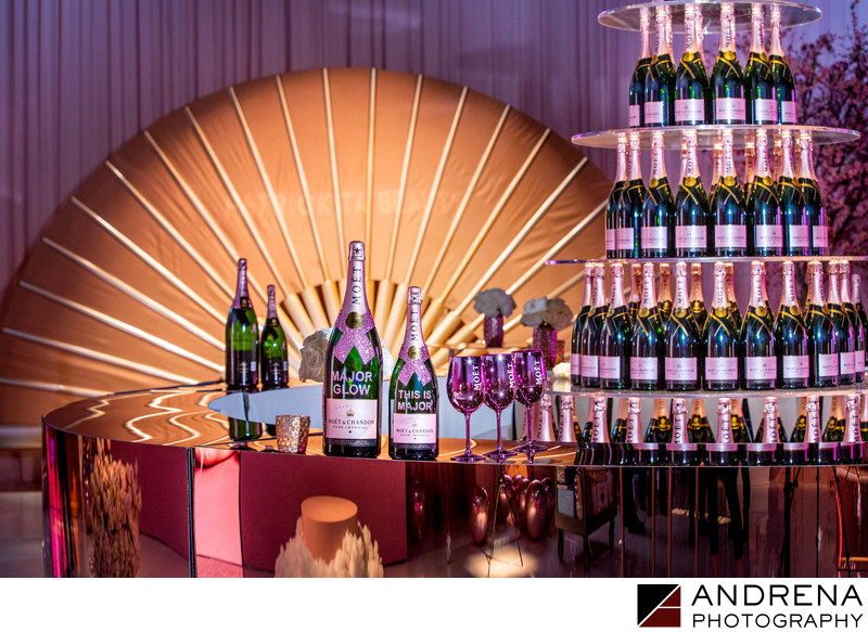 Patrick Ta Beauty Launch Moet and Chandon