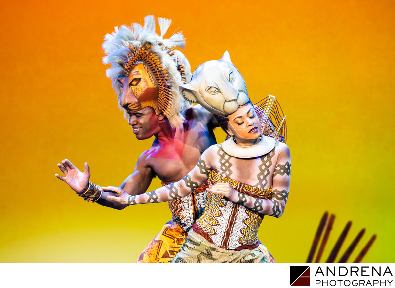 Performance Photography Los Angeles The Lion King