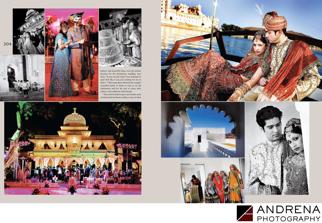 Grace Ormonde Andrena Photography Indian Wedding Feature