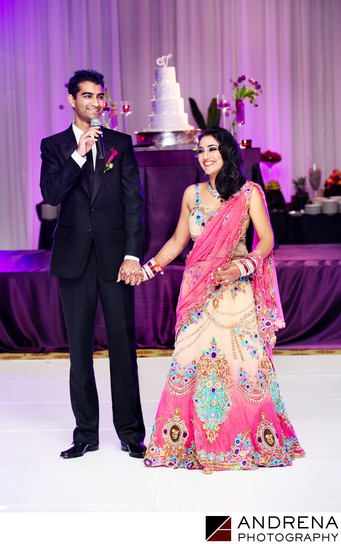 Indian Wedding Photographer Huntington Beach Hyatt