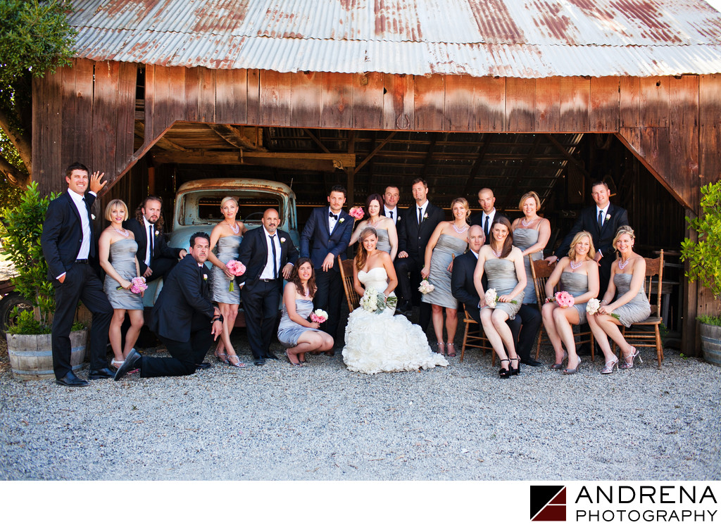 Dana Powers House Wedding Photographer Nipomo